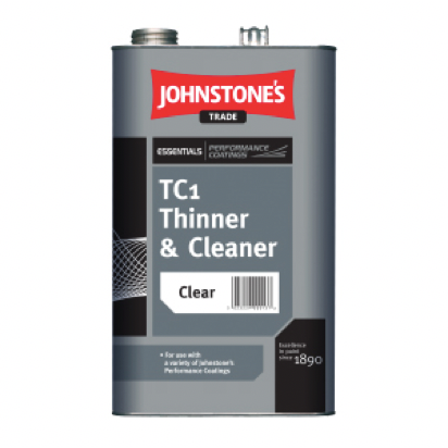 Johnstones TC1 Thinner & Cleaner - Buy Paint Online