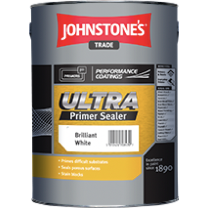 Johnstones Ultra Primer Sealer - Buy Paint Online