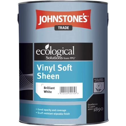 Johnstones Vinyl Soft Sheen - Buy Paint Online