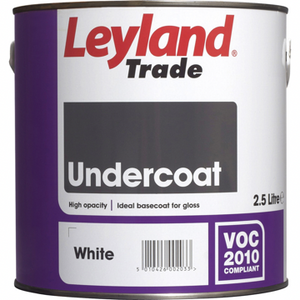 Leyland Contract Undercoat - Buy Paint Online