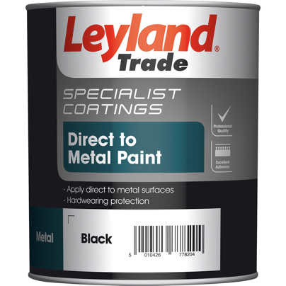 Leyland Direct to Metal Paint - Buy Paint Online