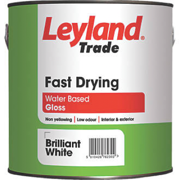 Leyland Fast Drying Gloss - Buy Paint Online