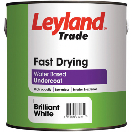 Leyland Fast Drying Undercoat - Buy Paint Online