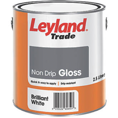 Leyland Non Drip Gloss - Buy Paint Online