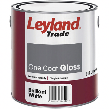Leyland One Coat Gloss - Buy Paint Online