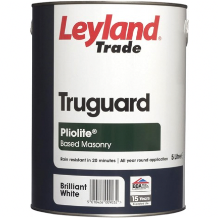 Leyland Pliolite Smooth Masonry Paint - Buy Paint Online