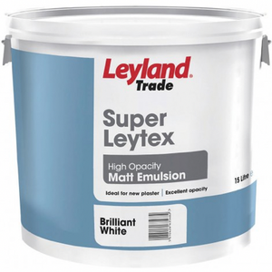 Leyland Super Leytex High Opacity Matt - Buy Paint Online