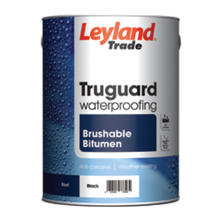 Leyland Truguard Brushable Bitumen - Buy Paint Online