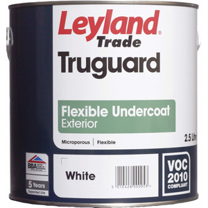Leyland Truguard Flexible Exterior Undercoat - Buy Paint Online