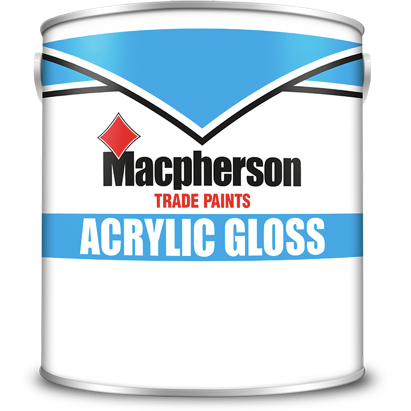 Macpherson Acrylic Gloss Paint - Buy Paint Online