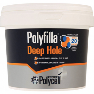 Polycell Deep Hole Polyfilla - Buy Paint Online