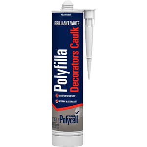 Polycell Polyfilla Decorators Caulk - Buy Paint Online