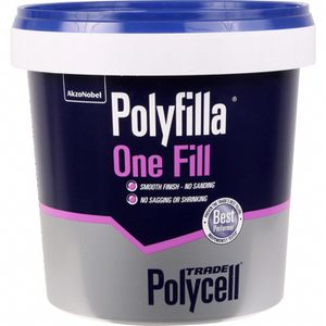 Polycell Polyfilla One Fill - Buy Paint Online