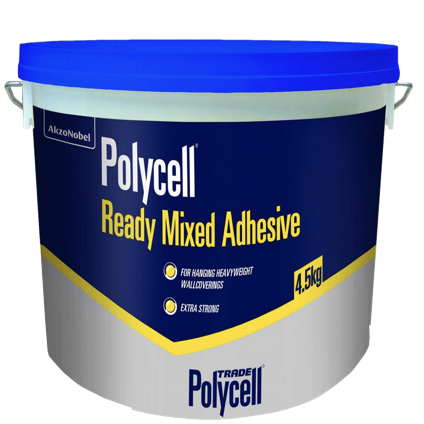 Polycell Ready Mixed Adhesive - Buy Paint Online