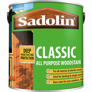 Sadolin Classic Woodstain Matt - Buy Paint Online