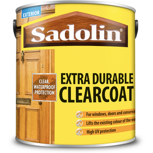 Sadolin Extra Durable Clearcoat - Buy Paint Online