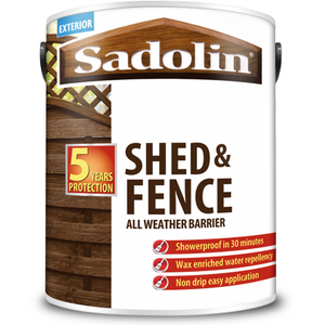 Sadolin Shed & Fence - Buy Paint Online