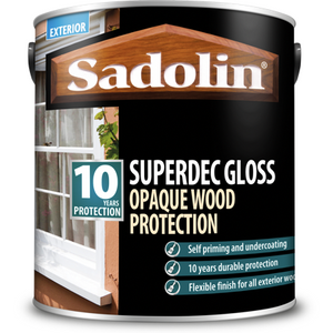 Sadolin Superdec Gloss - Buy Paint Online