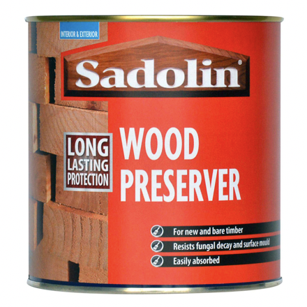 Sadolin Wood Preserver - Buy Paint Online