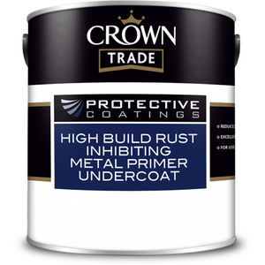 Crown Protective Coating High Build Rust Inhibiting Metal Primer Undercoat - Buy Paint Online