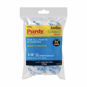 Purdy Colossus Jumbo Mini Sleeve 2 Pack - Buy Paint Online