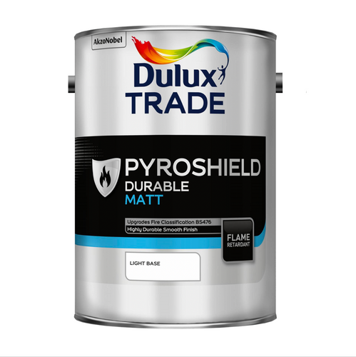 Dulux Pyroshield Durable Matt - Buy Paint Online