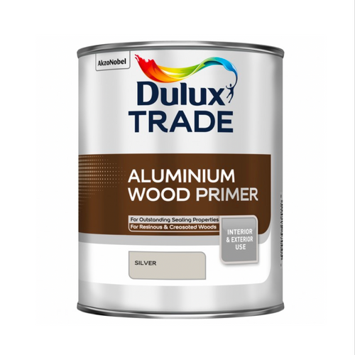 Dulux Trade Aluminium Wood Primer - Buy Paint Online