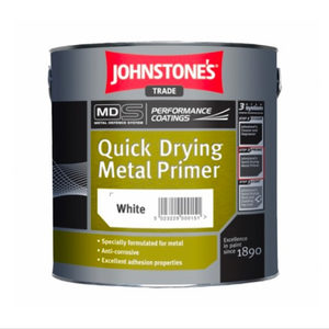 Johnstones Quick Drying Metal Primer - Buy Paint Online