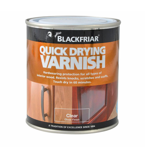 Blackfriar Quick Drying Varnish - Buy Paint Online