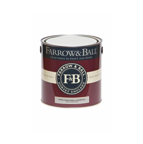 Farrow & Ball Wood Floor Primer & Undercoat - Buy Paint Online