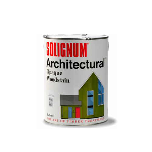 Solignum Architectural Solvent Based Opaque Woodstain - Buy Paint Online