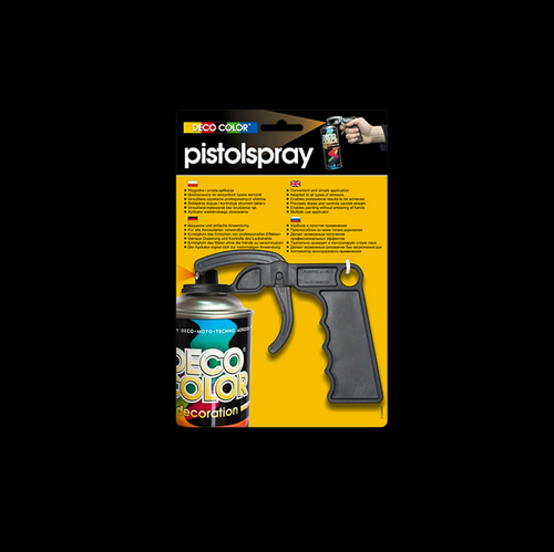 DECO Color Pistol Spray Applicator