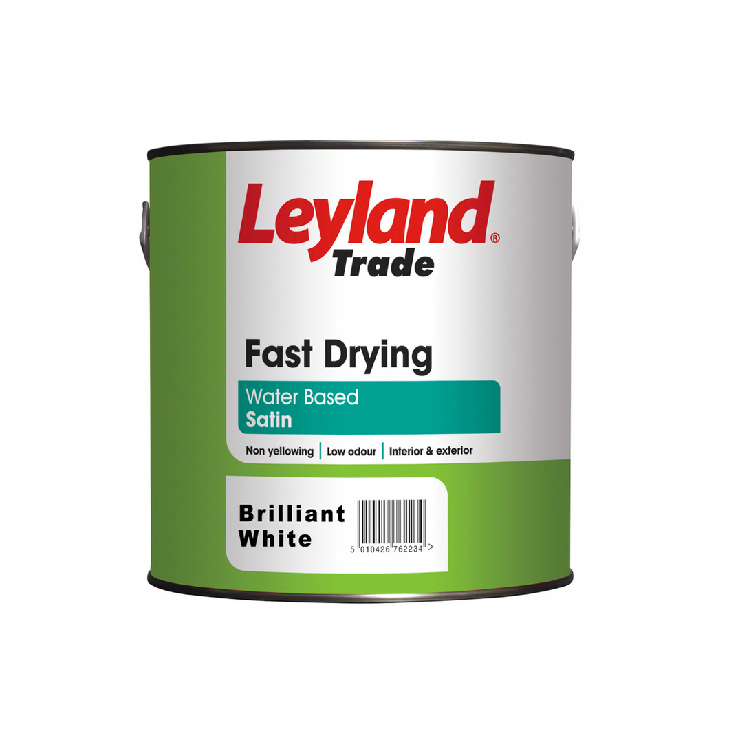 Leyland Fast Drying Satin - Buy Paint Online
