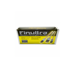 Finultra Angled Cut Brush Boxset - Buy Paint Online