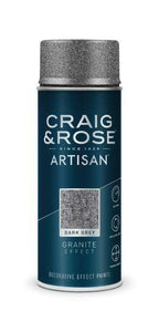 Craig & Rose Artisan Granite Effect Sprays - Buy Paint Online