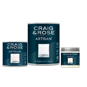 Craig & Rose Artisan Glitter Effects Paint - Buy Paint Online