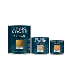 Craig & Rose Artisan Gold Effects Decorative Paint - Buy Paint Online