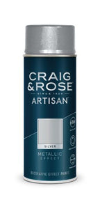 Craig & Rose Artisan Metallic Sprays - Buy Paint Online