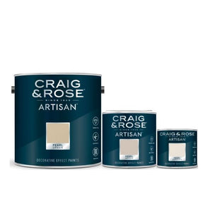 Craig & Rose Artisan Pearl Effects Decorative Paint - Buy Paint Online