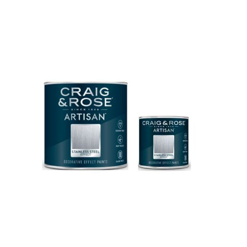 Craig & Rose Artisan Stainless Steel Decorative Paint - Buy Paint Online