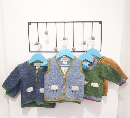Sheep Childrens Knitwear