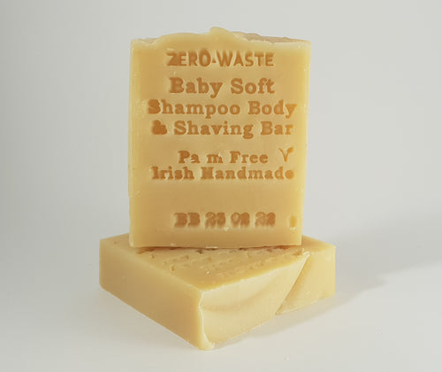 Baby Soft Shampoo Bar