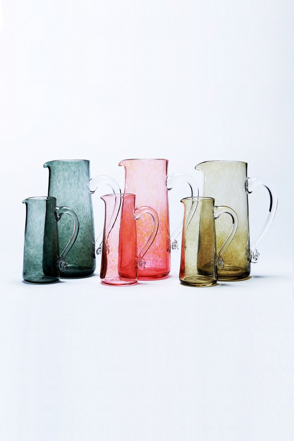 Monochrome Jugs