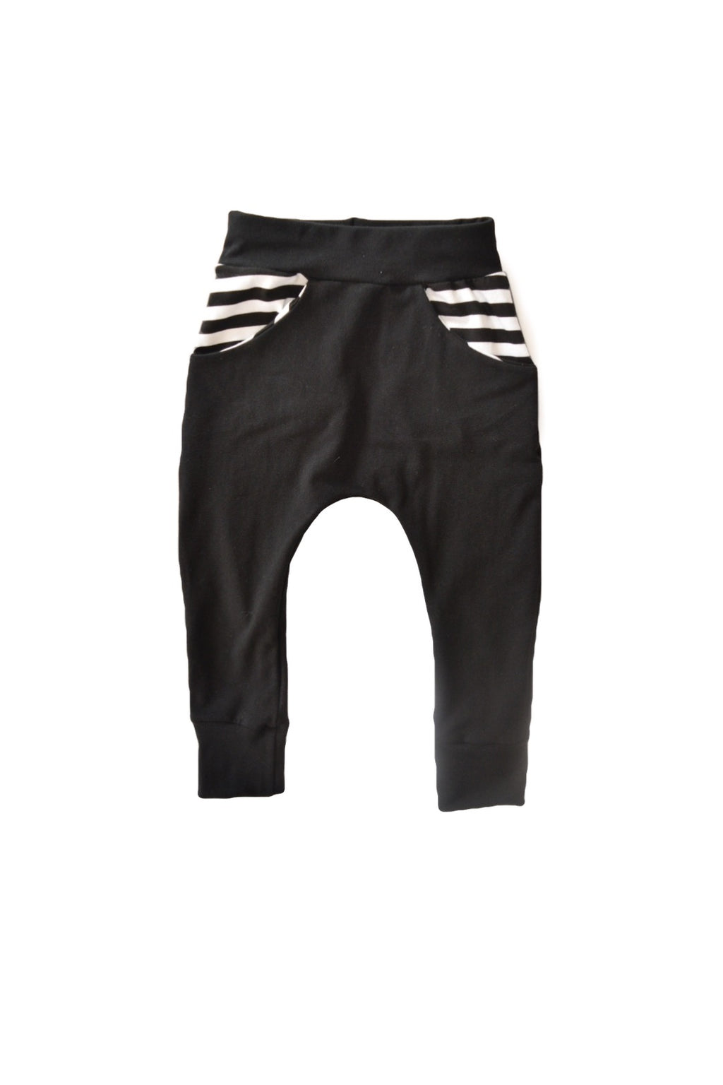 Monochrome Pocket Joggers