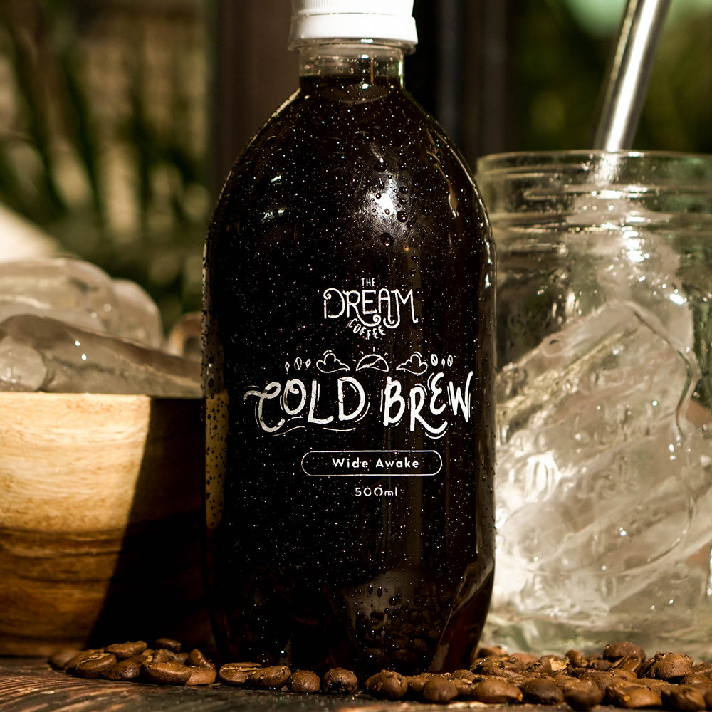 Wide Awake: Cold Brew