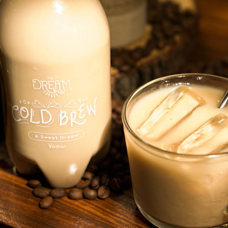 A Sweet Dream: Cold Brew