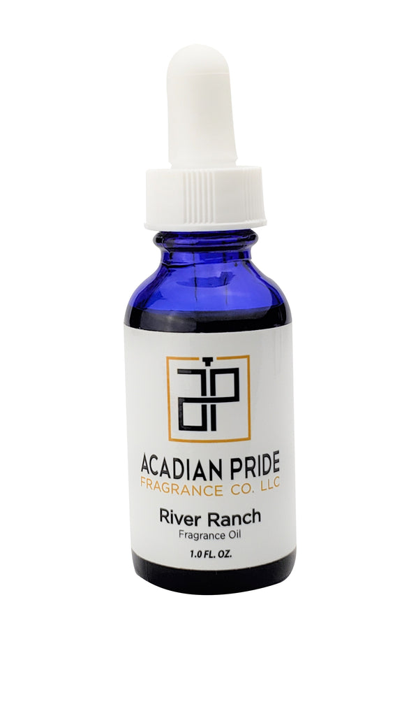 Acadian Pride Fragrance Oil - River Ranch Scent