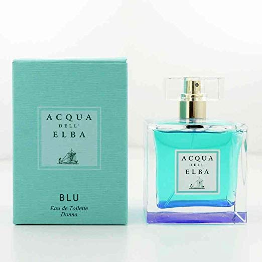 Blu Donna by Acqua dell' Elba Eau De Toilette 50 millimeters
