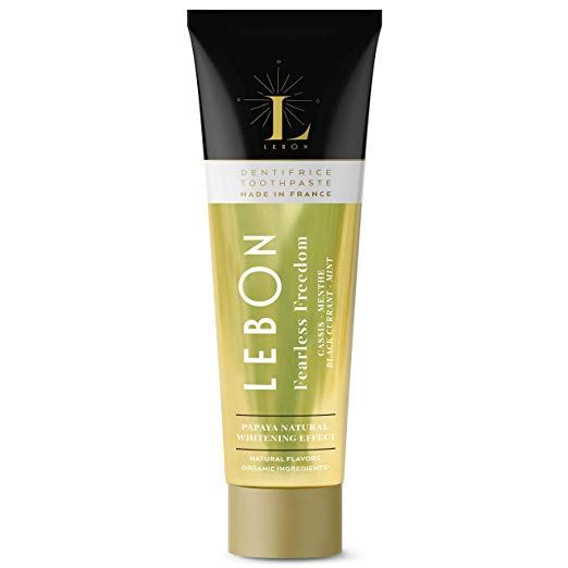 Lebon Fearless Freedom Organic Toothpaste
