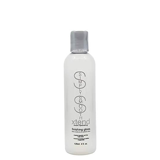 Simply Smooth Xtend Keratin Replenishing Finishing Gloss, 4 Ounce
